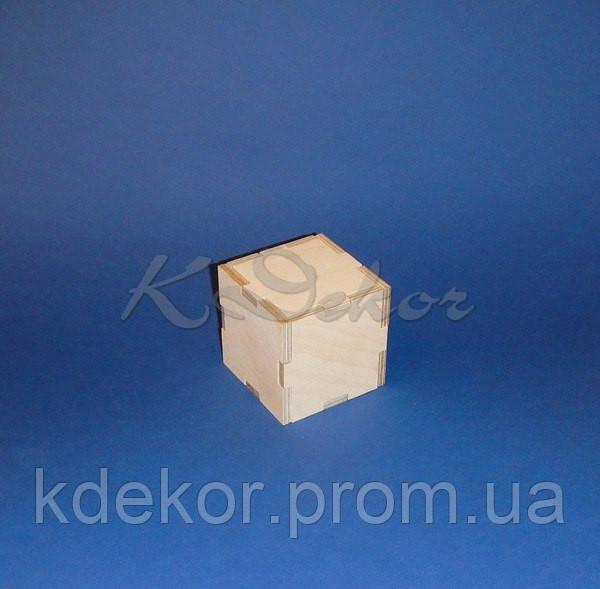 КУБИК (КУБ)  заготовка для декупажа и декора