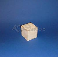 Кубик заготовка для декупажа
