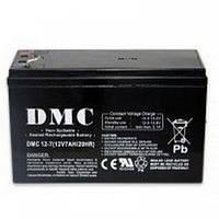 Аккумулятор DMC 12В 7Ач