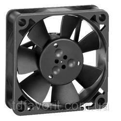 EbmPapst осевые компактные вентиляторы