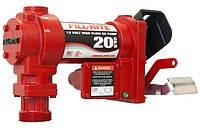 Насос Tuthill Fill-Rite FR 4205GE для перекачки бензина и дизельного топлива из бочки 12В, 75 л/мин