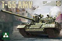 Танк'  Т-55АМВ '  1\35    TAKOM 2042