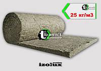 Минеральная вата «Izolux Premium» 25 кг/м3 50мм