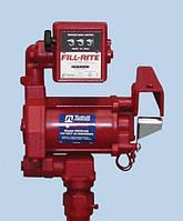 Насос Tuthill Fill-Rite FR 705VEL для перекачки бензина и ДТ из бочки, фото 1