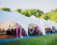 Прокат (аренда) шатров для отдыха, корпоративов, кемпинга от ЗебраТент