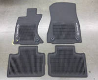 Коврики резиновые передние задние Lexus IS IS250 IS350 AWD 2013-17 полный привод новые оригинал