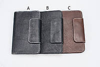 Кожаный кошелек, уникальный кошелек ручной работы, фото 1