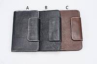 Кошелек ручной работы, классический мужской кошелек,качественнй мужской клатч, фото 1