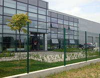 Забор (еврозабор - сварная панель) Техна-Классик 930х2500 (d-5), фото 1