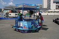 Детская рыбалка аттракцион для парка или детской игровой комнаты.
