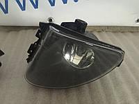 Противотуманная фара BMW 5 F10 дорестайл левая сторона, фото 1