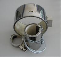 Кольцевой нагреватель с керамической изоляцией , D90х36мм, 650W, 240V