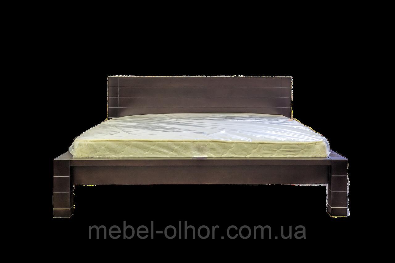 Кровать из массива  Империя (200*200)