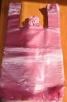 Пакет полиэтиленовый майка цветная №2 240*430 (О)