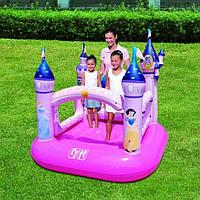 Детский игровой центр Bestway Замок принцессы с батутом