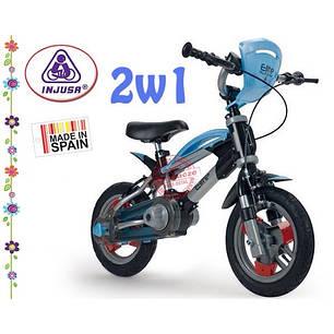 Детский велосипед + съемные колеса Injusa 12001, фото 2