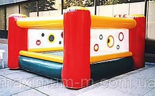 Ринг - батут надувной для детей