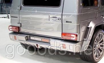 Задний бампер BRABUS Mercedes G-Class W463