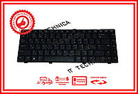 Клавиатура HP Pavilion dv6000, dv6100, dv6200, dv6300, dv6400, dv6500, dv6600, dv6700 черная RU/US