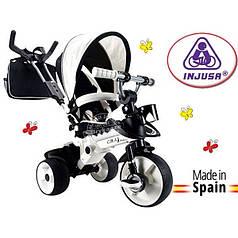 Трехколесный велосипед Делюкс City Max Injusa 327