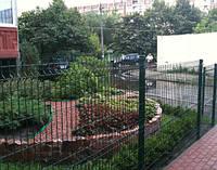 Секционный забор из сварной панели  Техна-Классик, фото 1