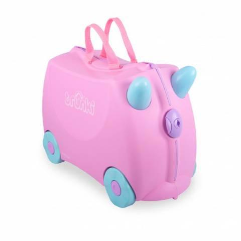 Чемодан детский на колесах Rosie Trunki TRU-0167