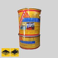 2-компонентное эпоксидное покрытие на водной основе Sikafloor®-2540 W