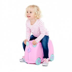 Чемодан детский на колесах Rosie Trunki TRU-0167, фото 2