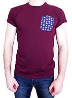 Мужская футболка Burton сток б/у