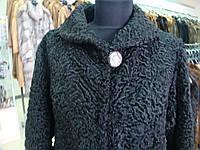 Пальто из меха  каракульчи, каракулевый полушубок недорого в Харькове