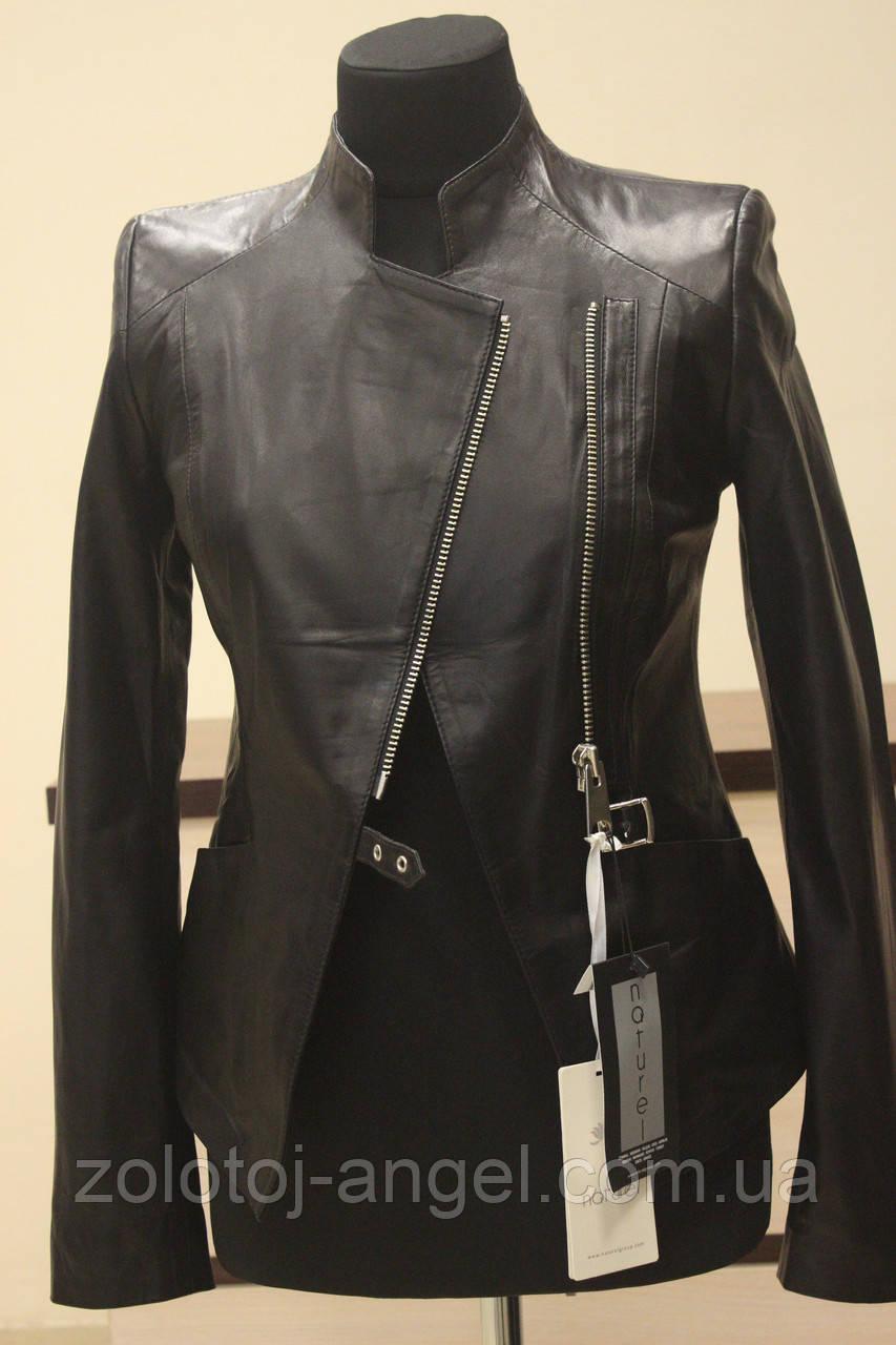 кожаные куртки косухи женские фото