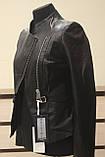 Женская кожаная куртка - косуха, фото 2