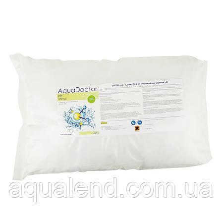 РH Minus, 25кг, средство для понижения уровня pH, AquaDoctor, фото 2