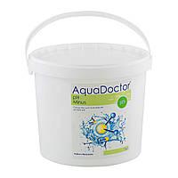 РH Minus, 5кг, средство для понижения уровня pH, AquaDoctor