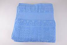 Банное махровое полотенце (MB02) | 8 шт., фото 3
