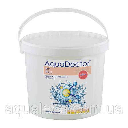PH Plus, 50кг, средство для повышения уровня pH, AquaDoctor, фото 2