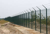 Забор (еврозабор - сварная панель) Техна-Классик 2030х2500 (D-5)