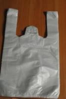 Пакет полиэтиленовый майка №0.5 220х360 мм (О)