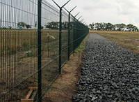 Забор (еврозабор - сварная панель) Техна-Классик 2400х2500 (D-4)
