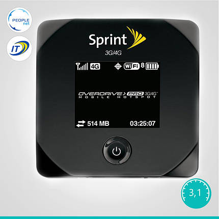 Мобильный 3G WiFi Роутер Sierra Aircard W802А с антенным выходом, фото 2