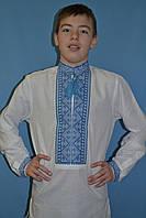 Стильная мужская вышитая рубашка