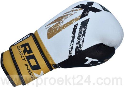 Боксерские перчатки RDX Ultra Gold-14oz