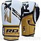 Боксерские перчатки RDX Ultra Gold-14oz, фото 3