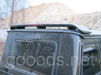 Спойлер на крышу со стопом на Mercedes W463