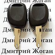 Ключ для Renault (Рено) с чипом T5, лезвие NE73