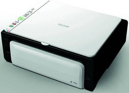 Принтер Ricoh SP 112, фото 2