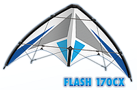Воздушный змей FLASH 170CX (трюковая дельта)
