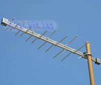 Внешняя антенна для эфирного и цифрового телевидения стандарта DVB-T2 ENERGY LOGO 20