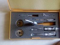 Нутромер микрометрический трёхточечный 6-12мм ( 0,001мм ) мод.368-901 MITUTOYО ( калибровка  в УкрЦСМ ), фото 1