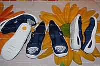 Обувь детская, р.32,33,34. Тапочки на липучке.Босоножки